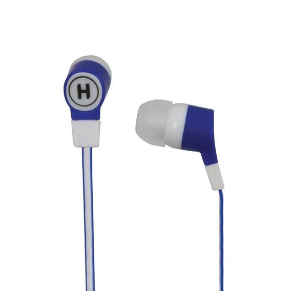 Fone De Ouvido Hardline In Ear Z202 Azul