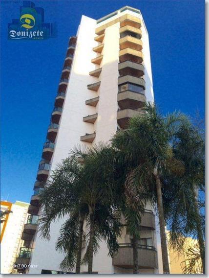 Apartamento Com 4 Dormitórios À Venda, 370 M² Por R$ 1.900.000,00 - Centro - Santo André/sp - Ap9750