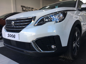 Peugeot 5008 Allure Plus Thp Tiptronic 0km $ 1.872.900