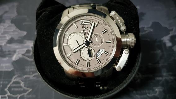 Reloj Original Para Caballero Marca Metal Ch 2133.44