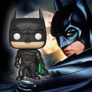 Funko Pop Heroes Batman 80th Batman Forever 289