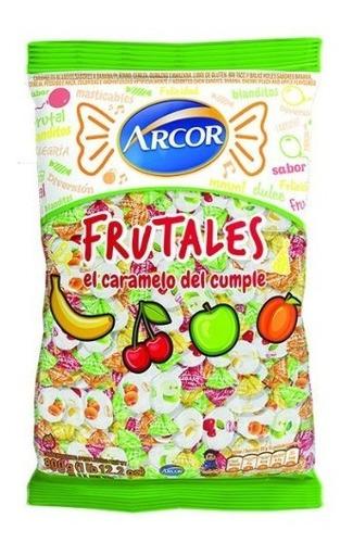 Caramelos Masticables Arcor X 800 Grs - Lollipop