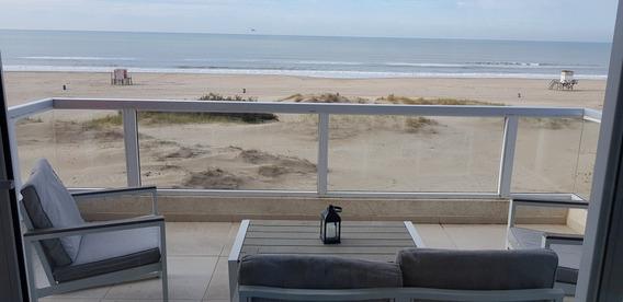 Alquiler Temporal Depto Mar De Las Pampas Sobre La Playa