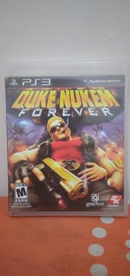 Jogo Duke Nukem Forever Mídia Física Ps3