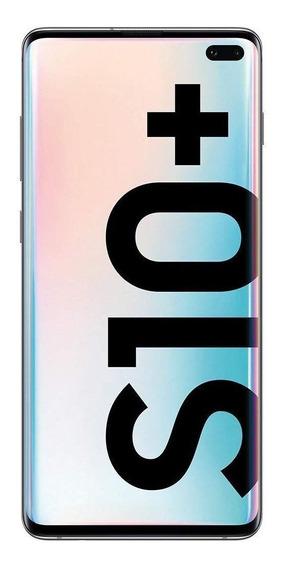 Samsung Galaxy S10+ Dual SIM 128 GB Branco-prisma 8 GB RAM