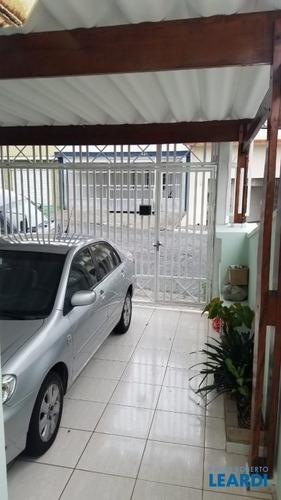 Sobrado - Jardim Cupecê - Sp - 552066