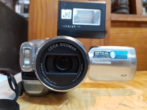 Imagem 1 de 12 de Câmera Filmadora E Fotográfica Panasonic 3ccd 3.1 Mega Pixel