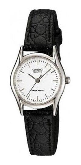 Reloj Casio Mujer Negro Ltp-1094e-7ardf