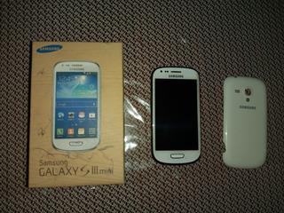 Teléfono Samsung Se Mini En Óptimas Condiciones Operativo