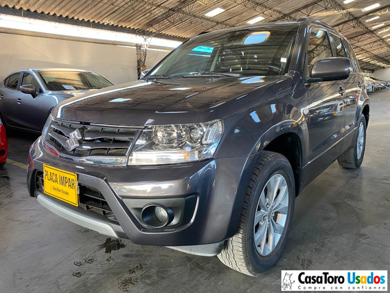 Suzuki Grand Vitara At 2400cc 2019