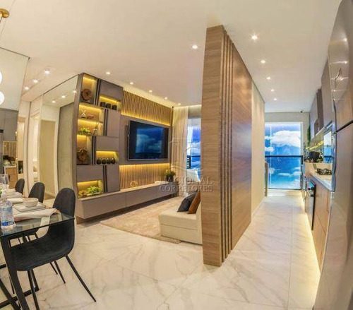 Imagem 1 de 30 de Apartamento Com 2 Dormitórios À Venda, 56 M² Por R$ 440.000,00 - Campestre - Santo André/sp - Ap12234