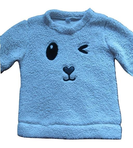 Sweater Buzo Talle 10 Años.