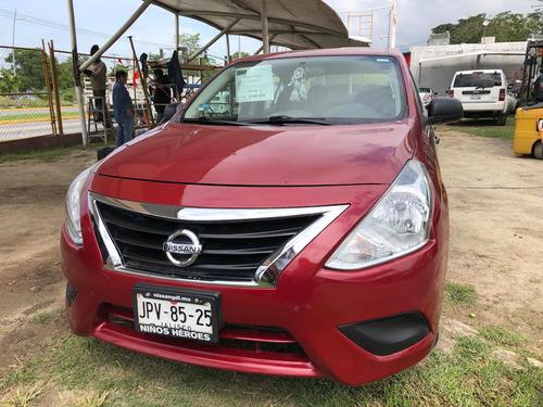 Imagen 1 de 15 de Nissan Versa 2018 1.6 Sense Mt