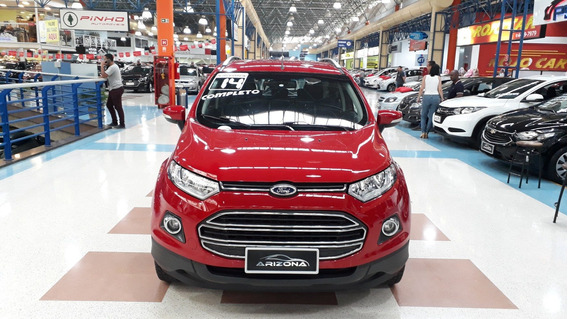 Ecosport 2.0 Titanium Flex 5p Manual 2013/2014