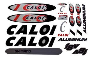 Adesivo Caloi 100 Original Ciclismo Com Ofertas Incriveis No