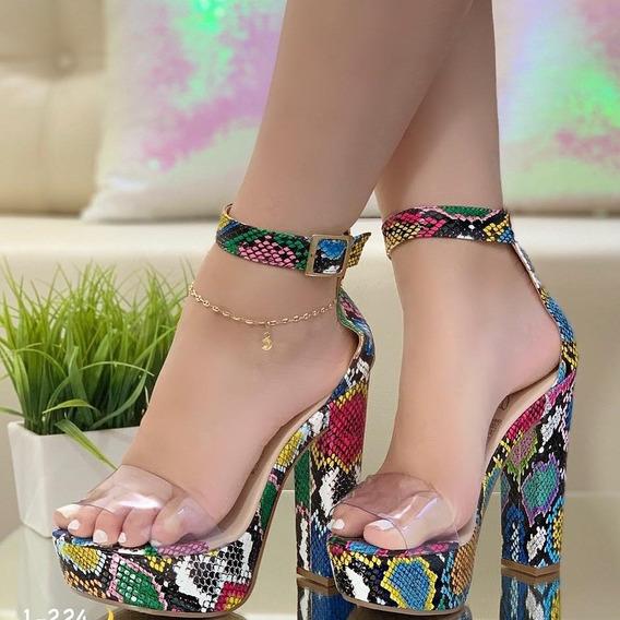 Sandalias Para Dama Por Encargo