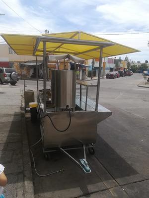 Remolque Para Tacos En Exelentes Condiciones