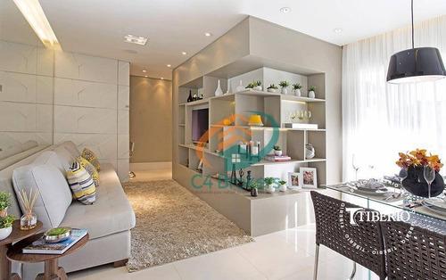 Imagem 1 de 22 de Apartamento Com 2 Dormitórios À Venda, 50 M² Por R$ 340.000 - Carrão - São Paulo/sp - Ap2324