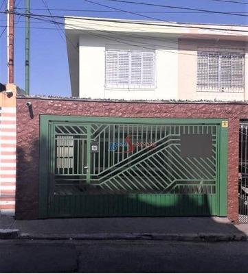 Sobrado Residencial À Venda, Vila Formosa, São Paulo. - So1329