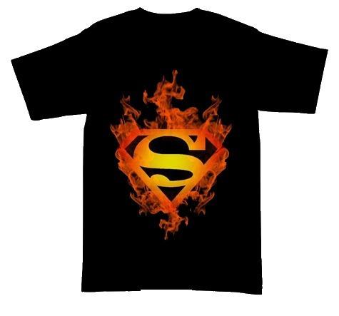 Playeras Camisetas Logos Superman Algodon 100% Beloma 4
