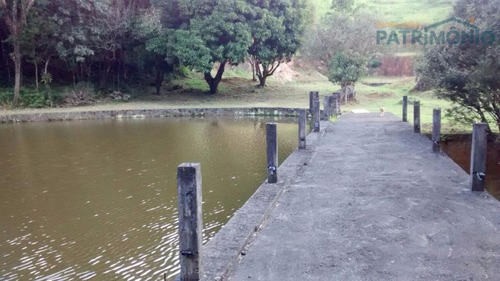 Imagem 1 de 20 de Terreno Residencial À Venda, Itapetinga, Atibaia. - Te0244