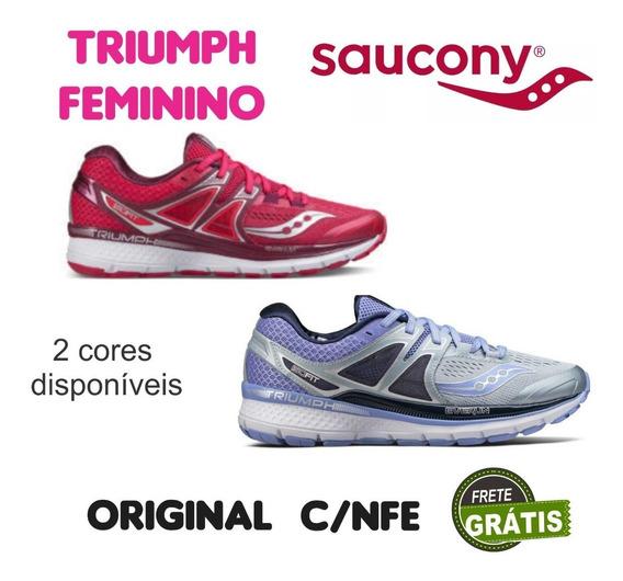 Tênis Saucony Original Triumph Iso3 Feminino - 2 Cores Disp
