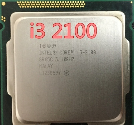 Processador I3 2100 3.10 Ghz