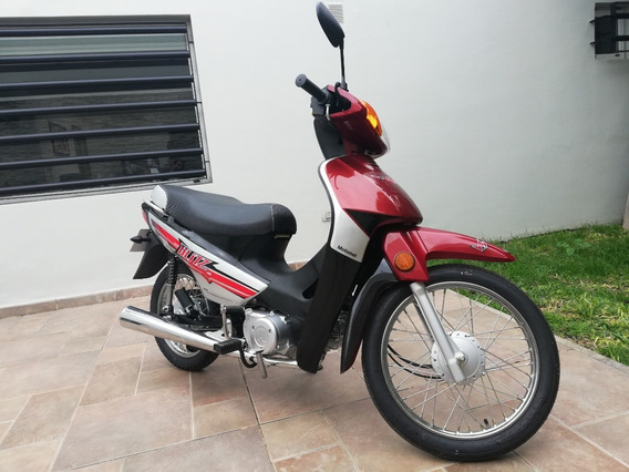 Motomel 110 Blitz V8 Base 0 Km.