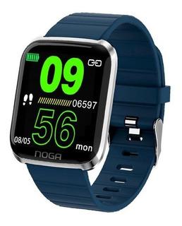 Smartwatch Reloj Inteligente Smart iPhone Android Noga Sw03