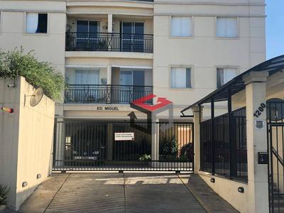Apartamento Com 2 Dormitórios À Venda, 53 M² Por R$ 280.000 - Vila Curuçá - Santo André/sp - Ap62350