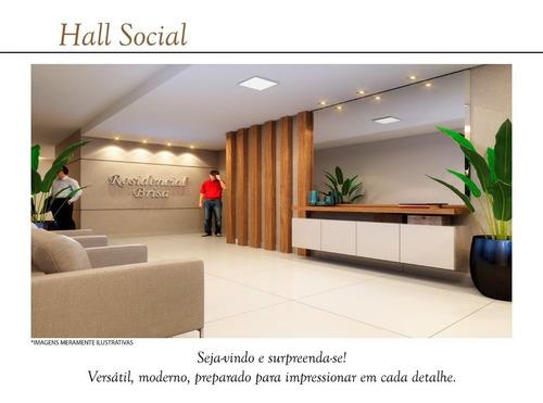 Imagem 1 de 13 de Pré Lançamento Residencial Brisa - 5226