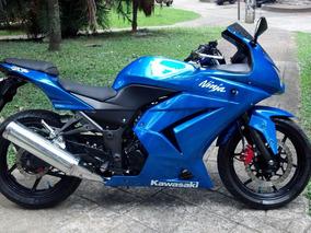 ¡¡¡barata!!! Kawasaki Ninja Zx 250r ¡¡¡ganga!!!