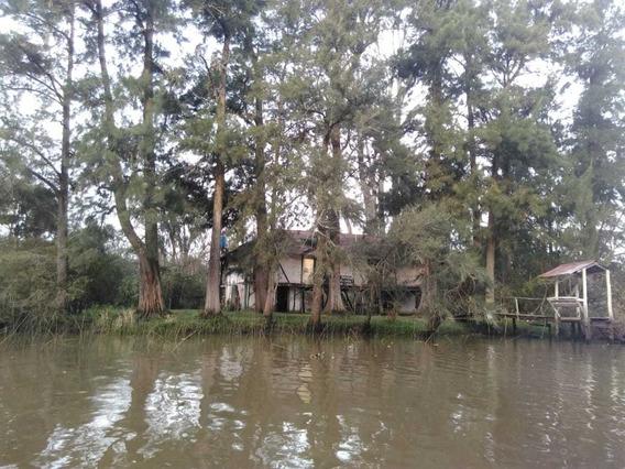 Chacra En El Delta Con Lote De Los 26 Hectár Sobre Río Spera
