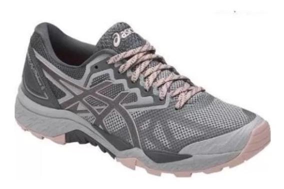 Asics Gel Fujitrabuco 6 Mujer- Trail- Running-oferta - Salas