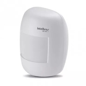 Sensor Infravermelho Alarme Com Fio Intelbras Ivp 3000 Cf