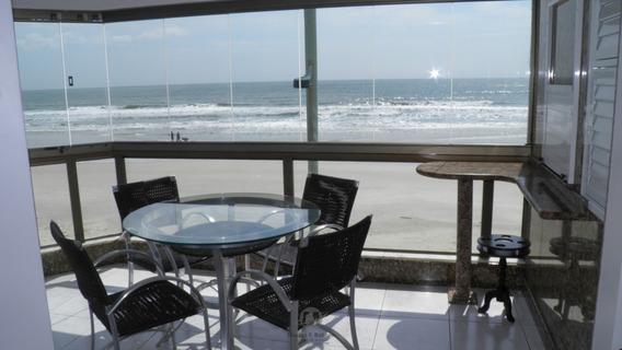 Apartamento Locação Frente Mar Meia Praia - 111-3