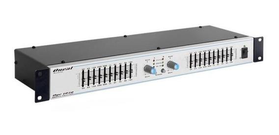Equalizador Oneal Oge 1020 10 Bandas Stéreo - Bivolt