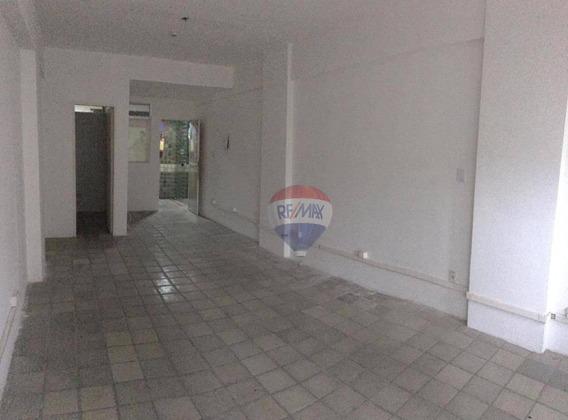 Sala Comercial Com 32m² - Boa Viagem - Sa0131