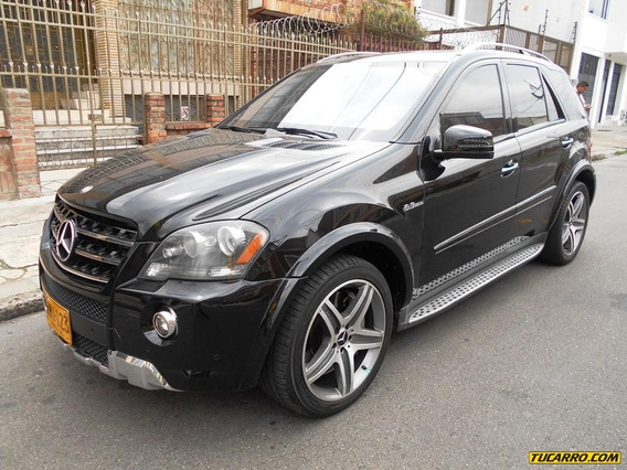 Mercedes Benz Clase Ml 63