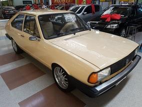 Volkswagen Passat 1.5 Ls 8v Turbo Impecavel 1979