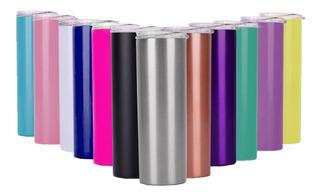 Termo Vaso Para Bebidas 20oz Acero Inox Doble Pared 8 Colore