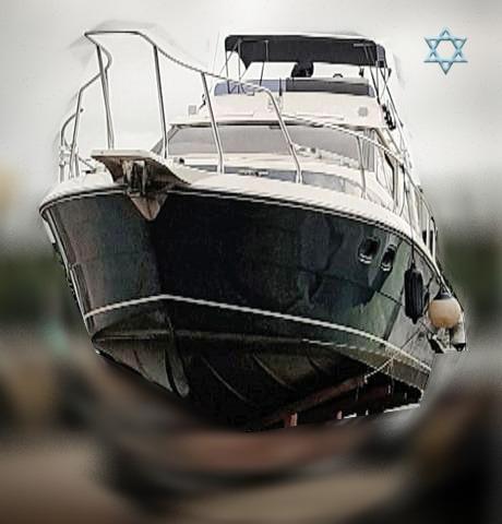 Lancha Intermarine Oceanic Plus 36 Iate Barco N Ferretti