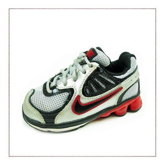 Tênis Nike Shox Infantil Preto