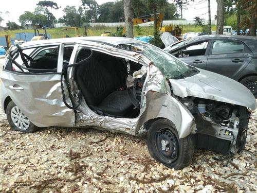 Sucata Hyundai Hb20 1.0 Comfort 2017- Retirada De Peças 03