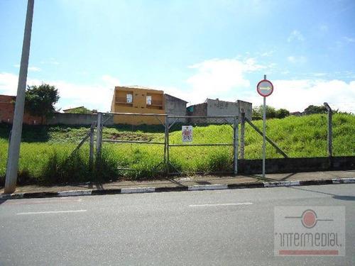 Imagem 1 de 5 de Terreno Comercial Para Locação, Vila Ginasial, Boituva. - Te0488