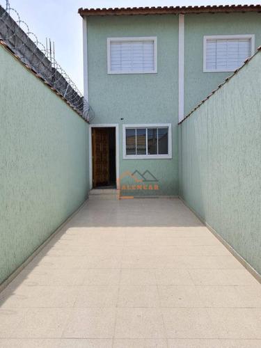 Imagem 1 de 23 de Sobrado Com 2 Dormitórios À Venda, 66 M² Por R$ 310.000,00 - Vila Reis - São Paulo/sp - So0234