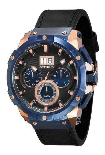 Relógio Séculos Masculino Linho Super Premium Elegantíssimo