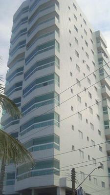 Apartamento Em Solemar, Praia Grande/sp De 120m² 3 Quartos À Venda Por R$ 330.000,00 - Ap168422