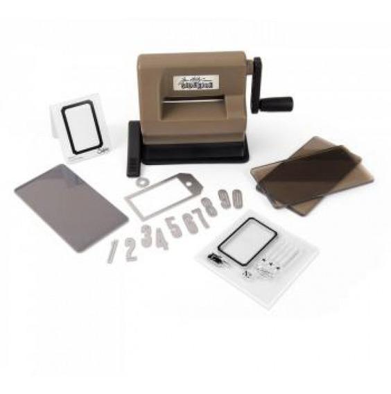 Sizzix - Máquina De Corte E Textura - Sidekick Tim Holtz