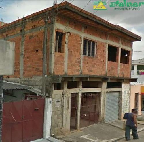 Imagem 1 de 1 de Venda Sobrado 3 Dormitórios Jardim São João Guarulhos R$ 400.000,00 - 24935v
